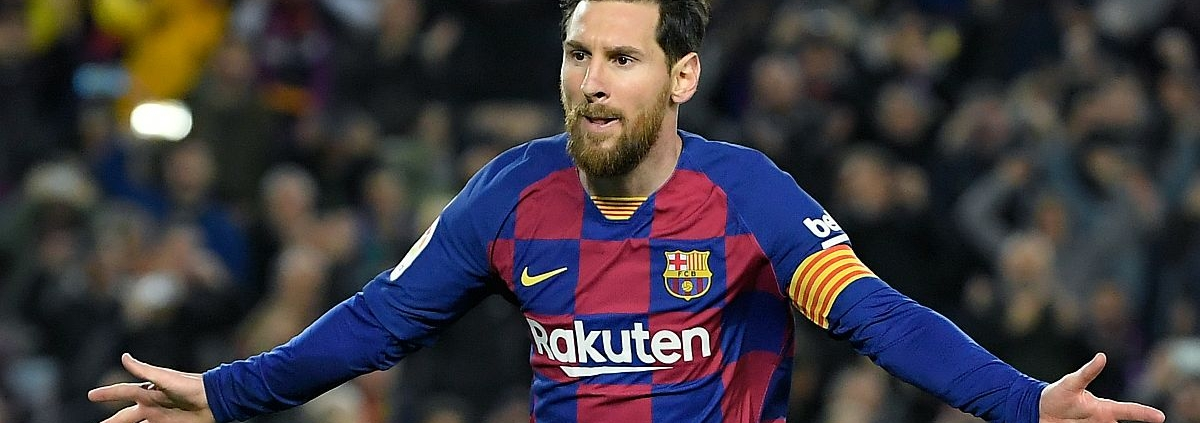Lionel Messi scored his 699th goal in Leganes clash