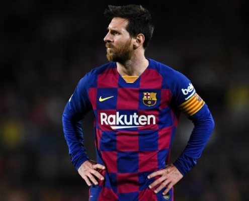 Lionel Messi says football will never be the same after the pandemic