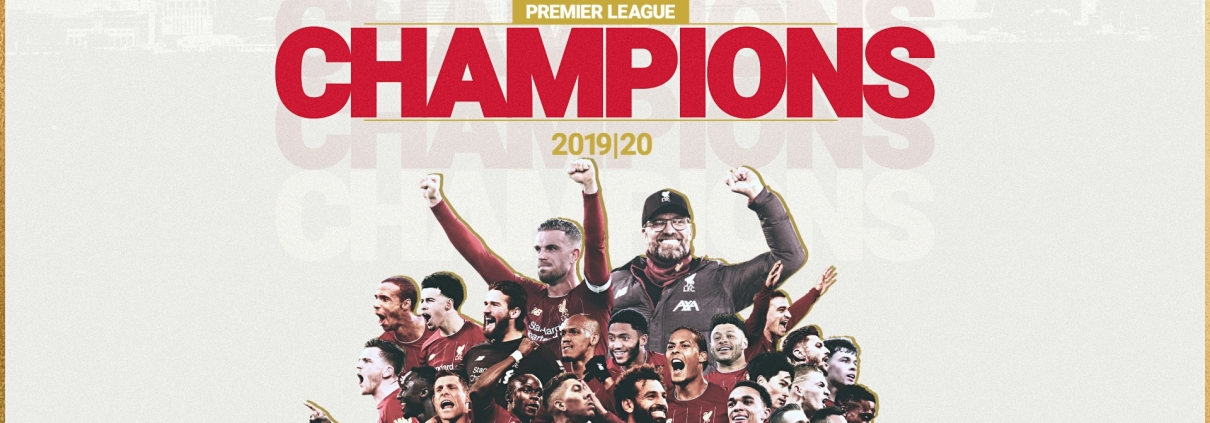 Liverpool become Premier League after a 30 year break